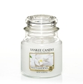 Yankee Candle Medium Jar - White Gardenia (411g)