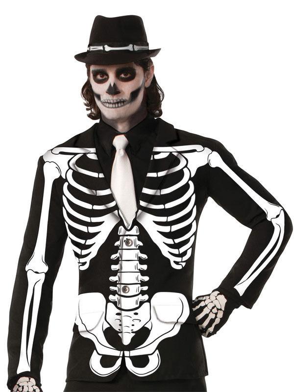 Skeleton Jacket - (Medium)