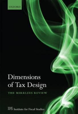 Dimensions of Tax Design image