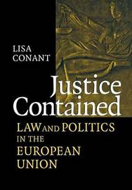 Justice Contained by Lisa Conant