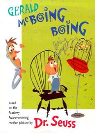 Gerald Mcboing Boing by Dr Seuss image