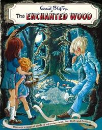 The Enchanted Wood Vintage by Enid Blyton image