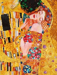 Diamond Dotz: Facet Art Kit - The Kiss (Klimt)