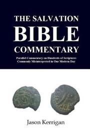 The Salvation Bible Commentary by Jason Kerrigan