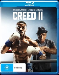 Creed 2 on Blu-ray