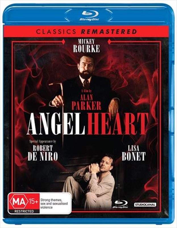Angel Heart on Blu-ray