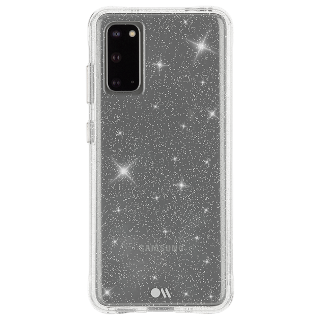 Casemate: Samsung Galaxy S20 Sheer Crystal - Clear