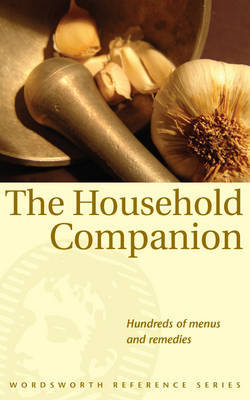 The Household Companion by Eliza Smith image