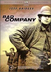 Bad Company (J Bridges) on DVD