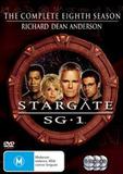 Stargate SG-1 - Season 8 (6 Disc Set) (New Packaging) on DVD
