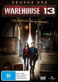 Warehouse 13: Season 1 (4 Disc Slimline Set) DVD