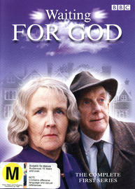 Waiting For God - Complete Series 1 on DVD image