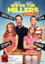 We're the Millers on DVD