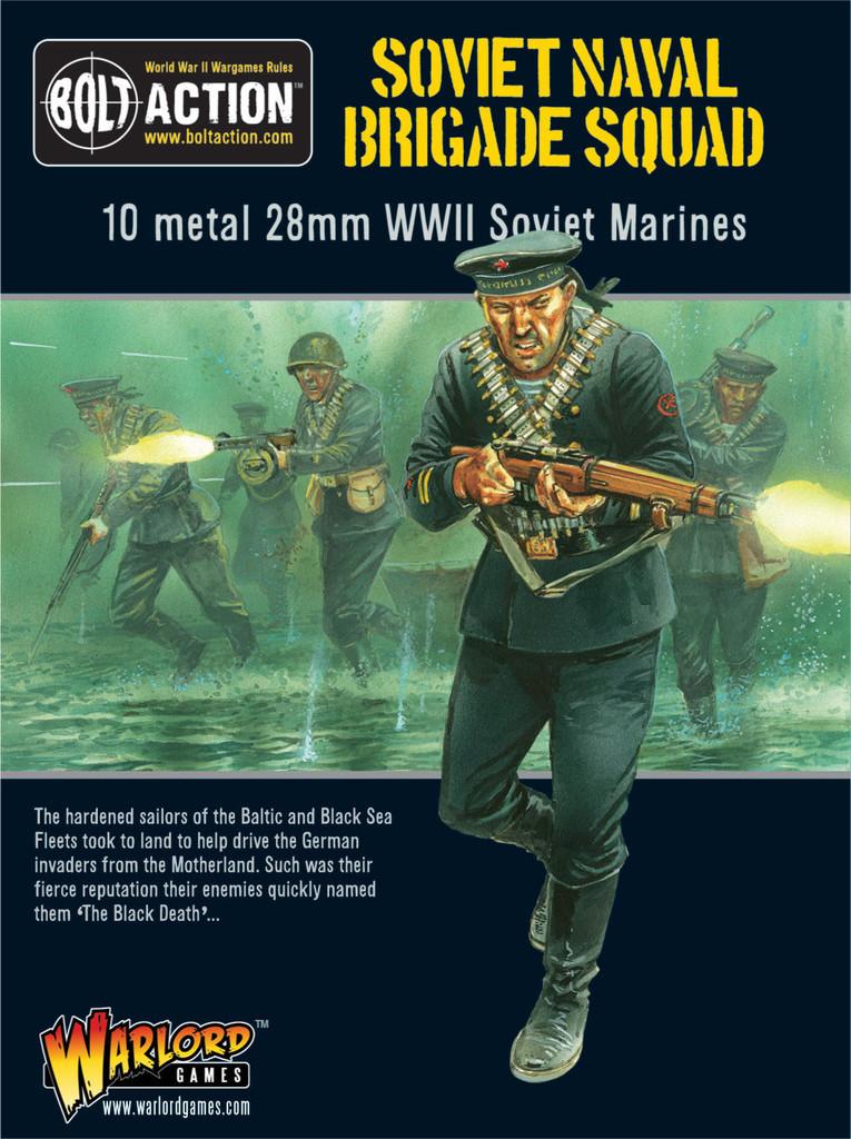 Soviet Naval Brigade image