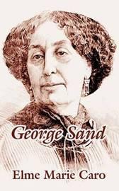 George Sand by Elme Marie Caro image