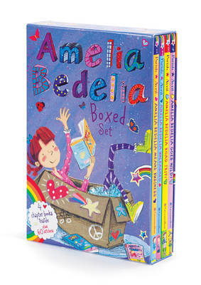 Amelia Bedelia Chapter Book Box Set by Herman Parish
