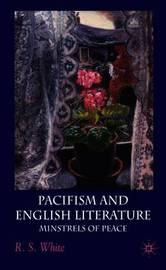 Pacifism and English Literature by R White image