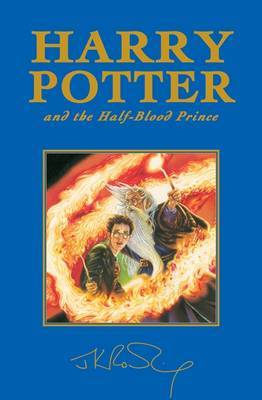 Harry Potter and the Half-Blood Prince #6 (Special Ed.) by J.K. Rowling