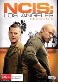 NCIS: Los Angeles: The Eighth Season on DVD