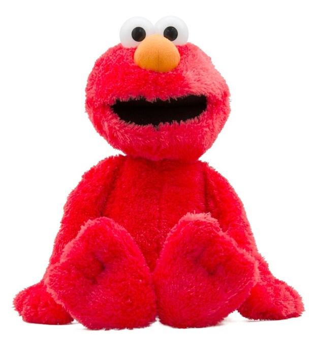 Sesame Street: Elmo - Basic Plush (50cm)