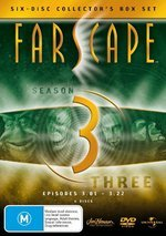 Farscape - Season 3 (6 Disc Slimline Set) on DVD