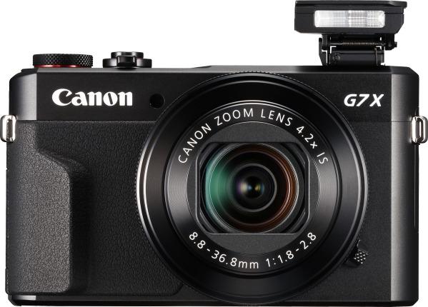 Canon Powershot G7X Mark II Digital Camera image