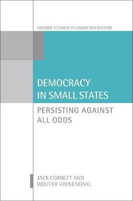 Democracy in Small States by Jack Corbett image