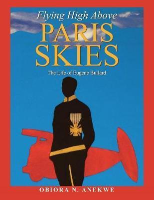 Flying High Above Paris Skies by Obiora N Anekwe