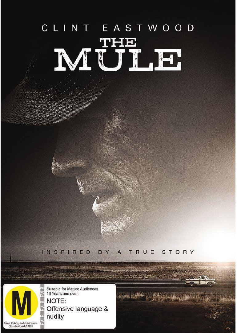 The Mule on DVD image