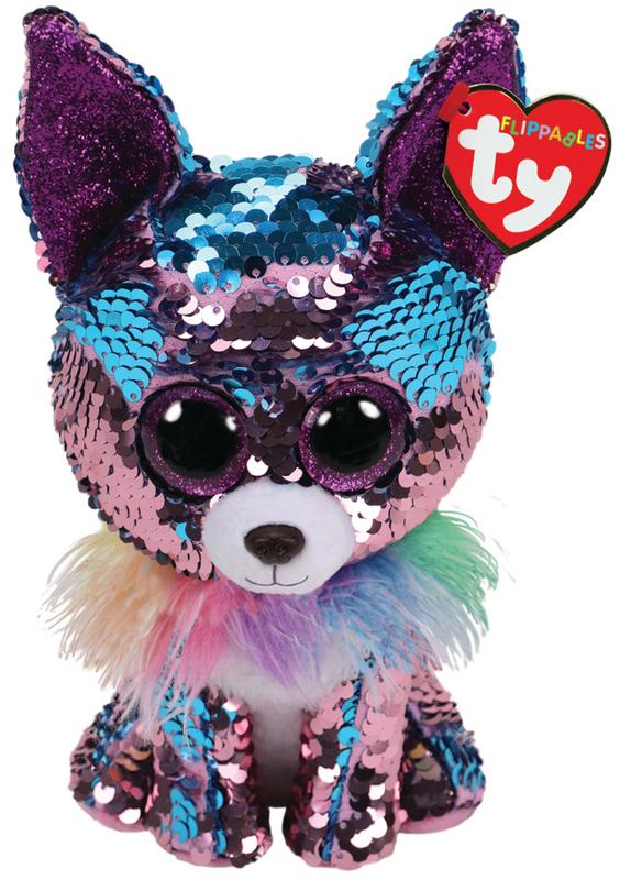 Ty Flippables: Yappy Chihuahua - Large Plush