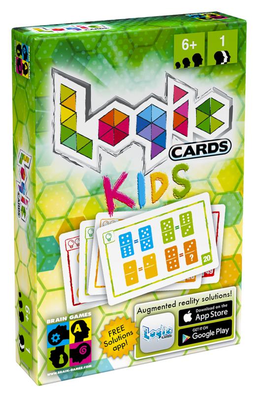 Logic Cards - Kids