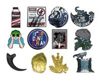 Jurassic Park: Mystery Pin Badge - (Blind Bag)