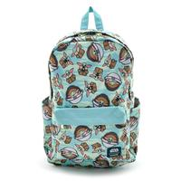 Loungefly: Star Wars: Mandalorian - Child Collage Backpack