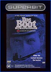 Das Boot on DVD