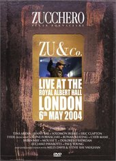 Zucchero: Zu And Co - Live At Royal Albert Hall on DVD