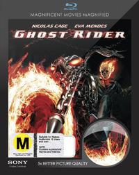 Ghost Rider on Blu-ray