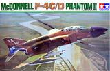 Tamiya McDonnell-Douglas F-4C/D Phantom II 1/32 Model Kit