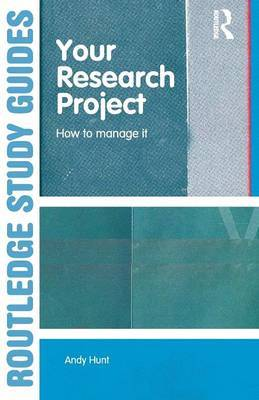 Your Research Project by Andy Hunt
