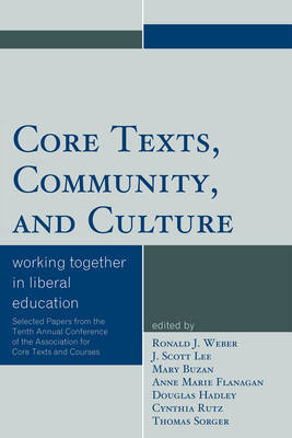 Core Texts, Community, and Culture image