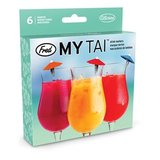 Fred - My Tai Drink Markers (Set of 6)
