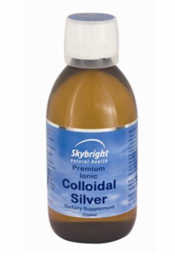 Skybright Natural Health Colloidal Silver (250ml)