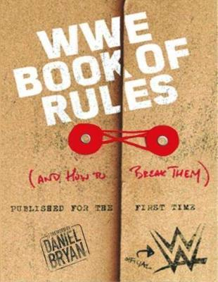WWE Book Of Rules (And How To Make Them) by Wwe image