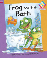 Frog and the Bath by Sue Graves image