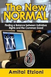 The New Normal by Amitai Etzioni