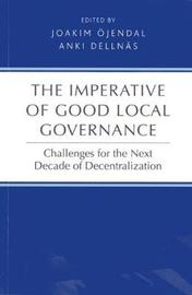 The imperative of good local governance by United Nations University Press