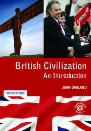 British Civilization by John Oakland image