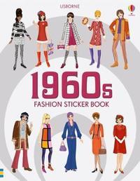 1960s Fashion Sticker Book by Emily Bone