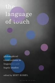 The Language of Touch