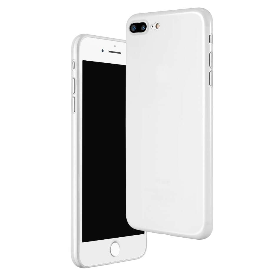 Kase Go Original iPhone 7 Plus Slim Case - Ivory image