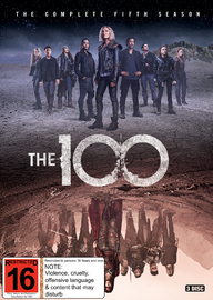 The 100: Season 5 on DVD